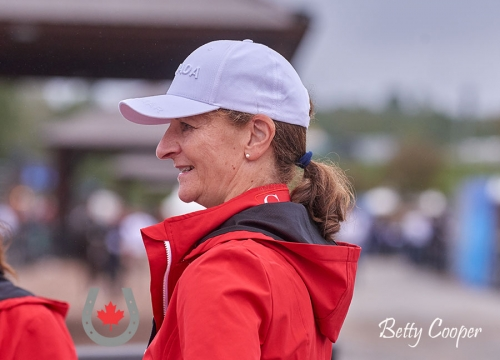 2018WEG-Gina Smith Trainer Para-Dres